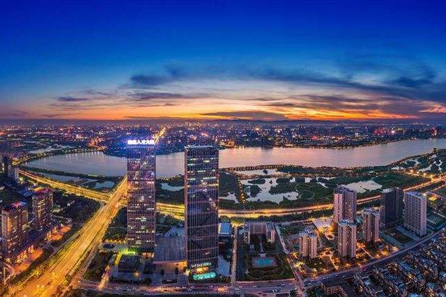 省委书记刘奇在南昌高新区调研企业发展