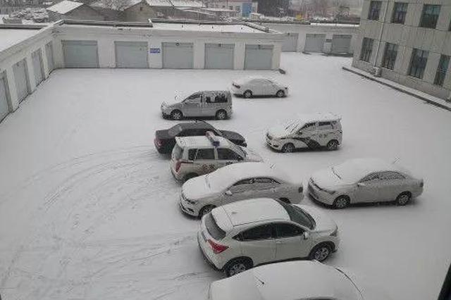 零下20℃!赣州警察在哈尔滨抓捕逃犯