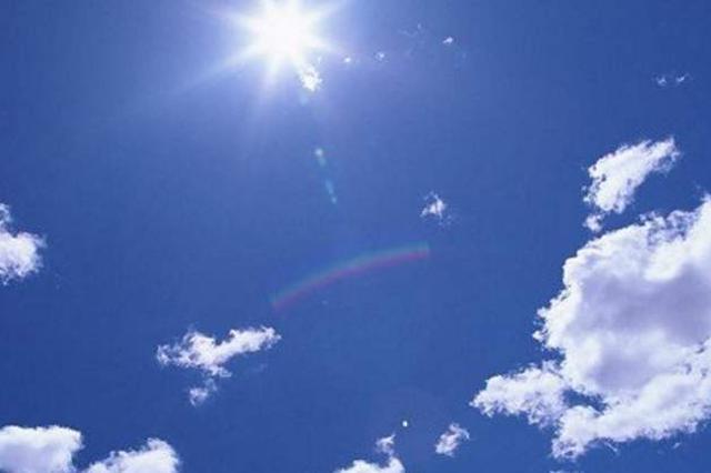 南昌下周一最高气温将达26℃