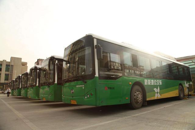 南昌调整、新开、恢复多条公交线路