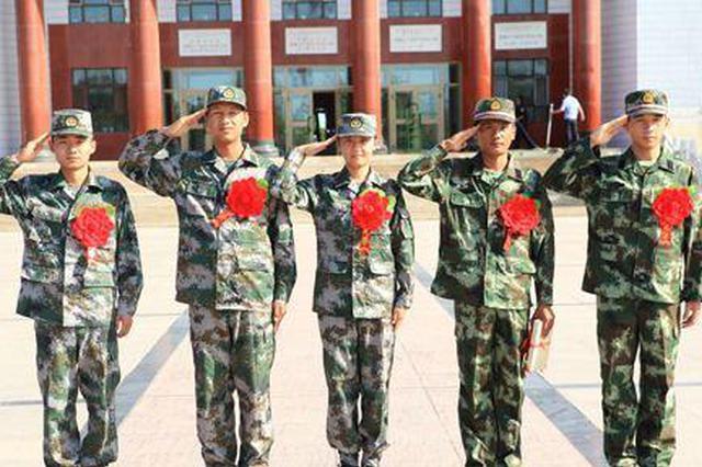 江西今年起实行一年两次征兵两次退役