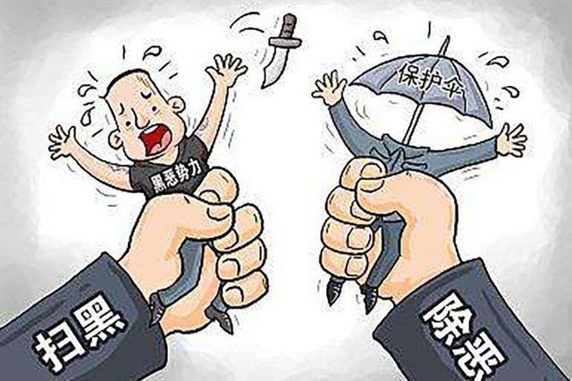 江西:去年刑拘涉黑涉恶犯罪嫌疑人12792人