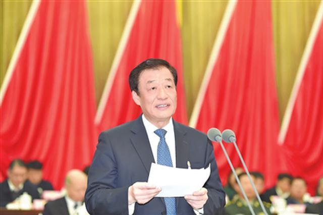 刘奇在省政协十二届三次会议闭幕会上的讲话
