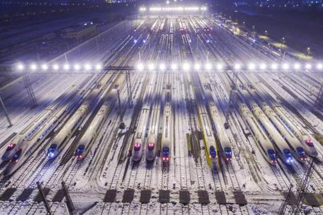 南铁18日迎来节前客流最高峰 19日加开旅客列车91对