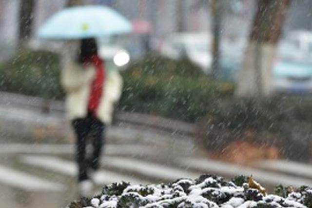 降雪、暴雨、冰雹…这波影响江西的寒潮历史罕见