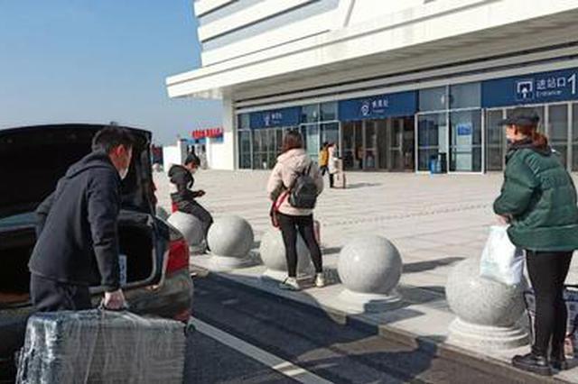 """湖北籍游客""""滞留""""在吉安 20多天后健康返回武汉"""