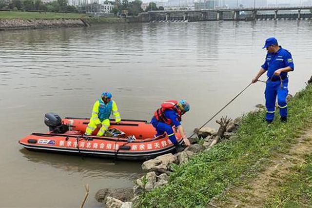 新余3名工人清淤时遇难 施工单位一度以为所有人已撤离