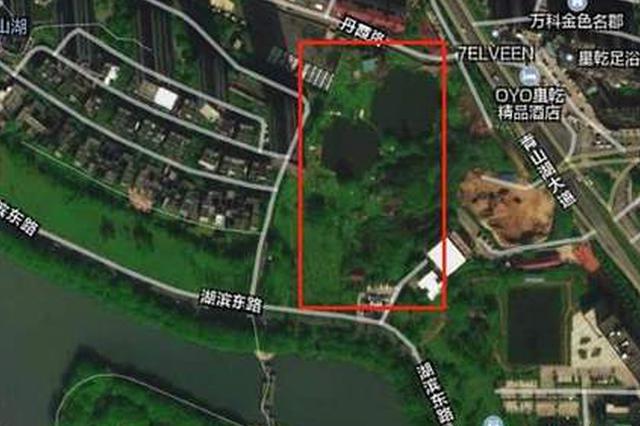 南昌丹霞体育公园今年下半年完工 就在青山湖边