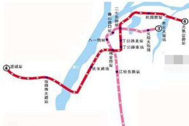 """复工复产按下""""快进键"""" 南昌地铁4号线首个车站封顶"""