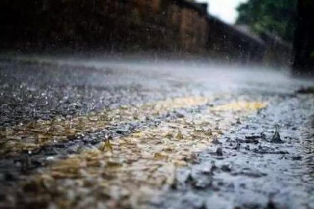 江西2日-8日迎今年最强暴雨 本月还将有3场降雨过程