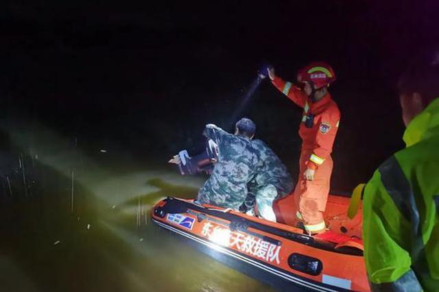 痛心!抚州发生一起捕鱼溺水事件 一男子溺亡