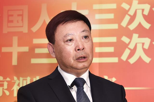 全国人大代表、鹰潭市委书记郭安接受人民网专访