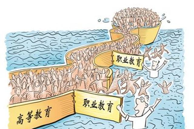 超额完成扩招任务 江西职业教育改革发展亮点纷呈