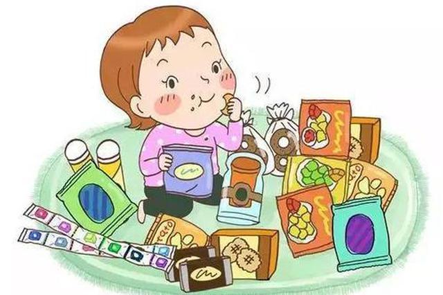 江西发布儿童饮食安全消费提示:零食不能代替正餐