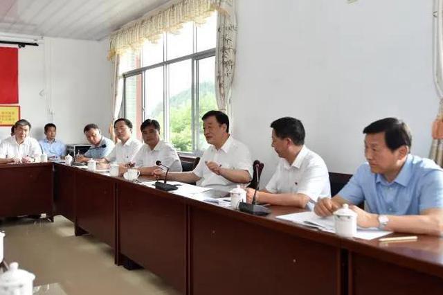刘奇:切实把党支部建设成为服务群众推动发展的坚强战斗堡垒