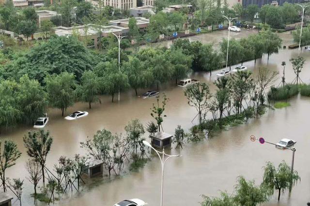 洪涝灾害致江西39.9万人受灾 直接经济损失2.6亿元