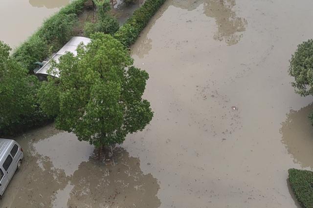 早间出行请注意:南昌市多路段积水严重 注意绕行