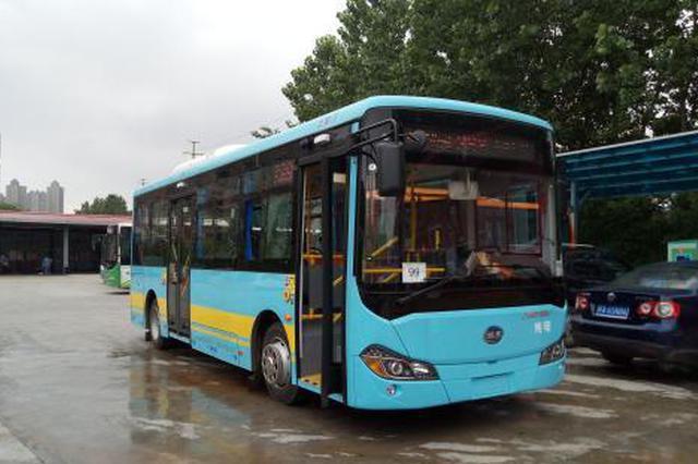 南昌55条公交线路因积水停运