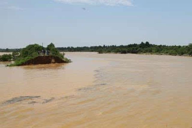 鄱阳县启动防汛I级响应:古县渡站已超1998年最高水位