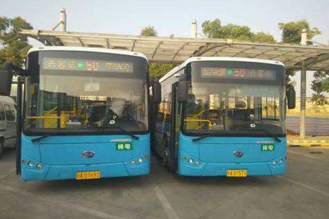 受积水及汛期影响 南昌公交停运线路92条改道线路18条
