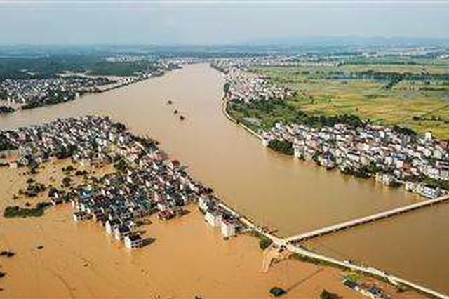鄱阳将再增加四个灾民安置点 目前物资仍有缺口