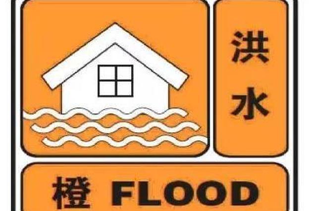 鄱阳湖区洪水红色预警调整为橙色预警