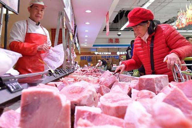 6月份南昌肉禽蛋、蔬菜、水果价格月环比继续下降