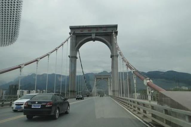 抚州红旗大桥被定为危桥 即将实行交通管制