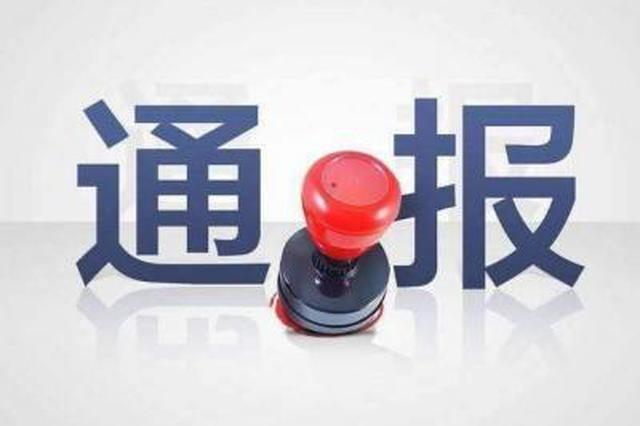 南丰县自然资源局党委书记、局长杨建华被查