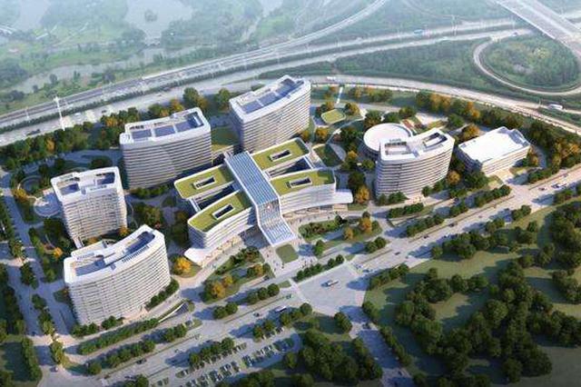 江西省中西医结合医院瑶湖分院预计9月开工