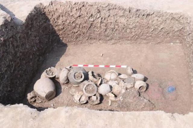 重大发现!九江浔阳古城遗址考古有进展了
