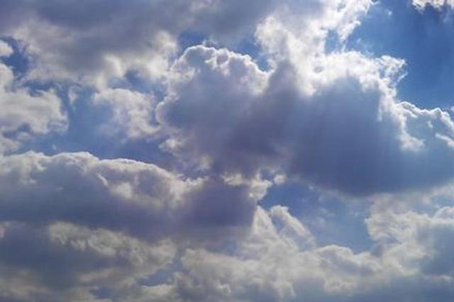 江西今明两天多云为主 注意防范午后雷雨