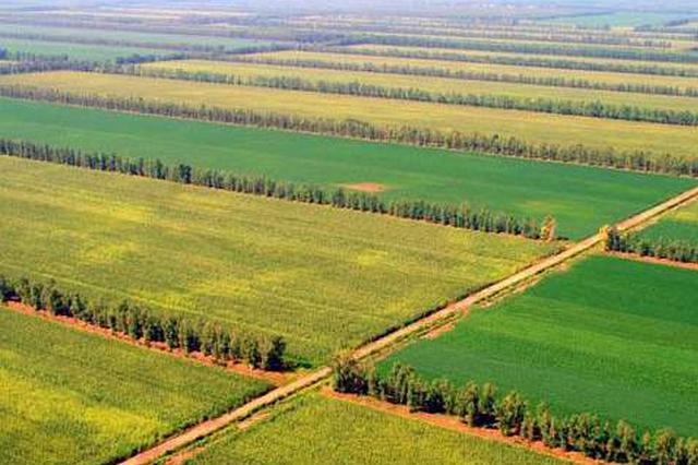 江西统筹整合87亿元资金支持建设高标准农田