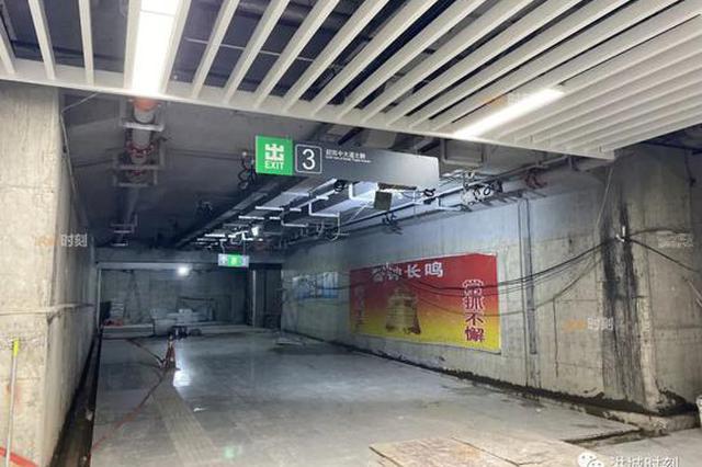 最新照片曝光!南昌地铁3号线传来好消息
