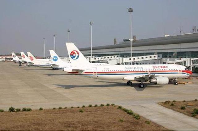 昌北机场拟引入昌九客专和地铁 规划建T3和T4航站楼