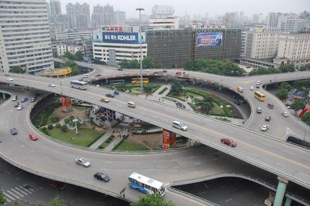 9月3日起 南昌老福山立交桥实行交通管制
