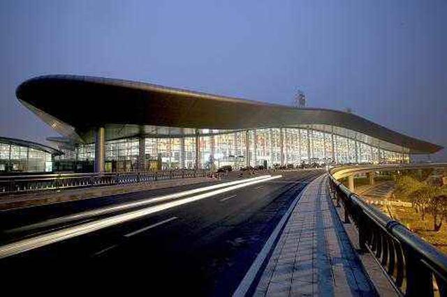 """昌北国际机场""""一货站三中心""""和跨境电商9610开通运营"""