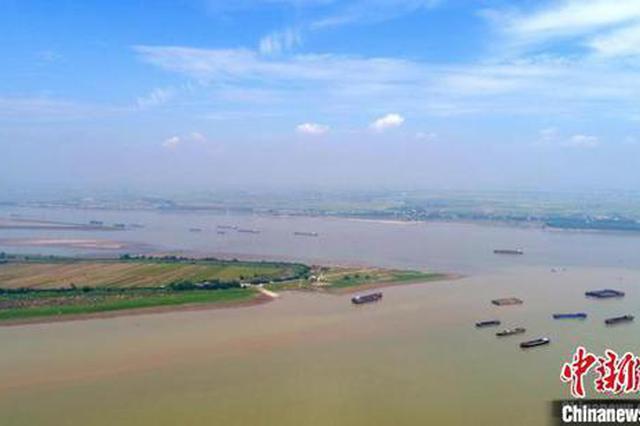 今年前8月总磷浓度为0.056mg/L 鄱阳湖水质进一步改善