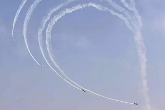 2020南昌飞行大会来了 10月31日-11月1日举办