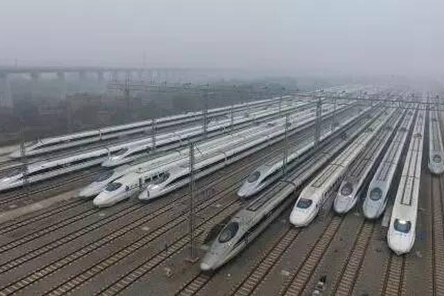 """""""国庆中秋""""假期南铁增开239对旅客列车"""