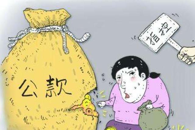 """南昌""""95后""""女出纳挪400余万""""赚快钱""""被起诉"""