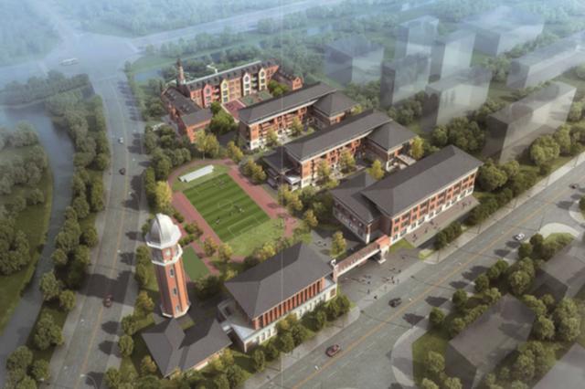 南昌又新增一所学校 位置就在小蓝经济开发区