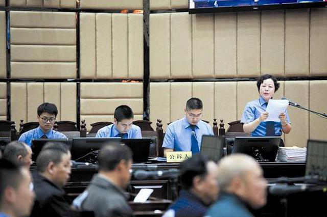 江西检察机关起诉甄别认定涉黑恶案件财产23.7亿元