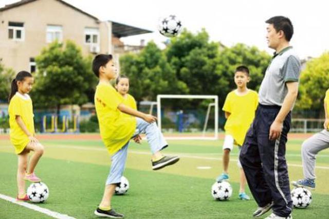 """南昌下发方案 推出""""一条龙""""青少年体育训练体系"""