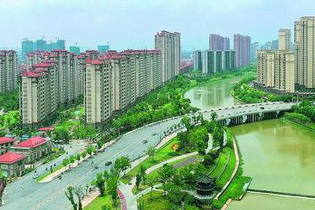 今年南昌已建成城市绿道57公里 开工率91.4%
