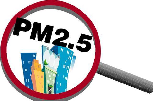 江西11设区市PM2.5月均浓度排名:萍乡、抚州并列第一