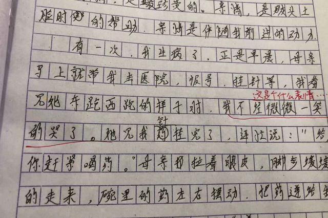 """南昌教育局回应""""学生作业家长改"""":不允许 将督促整改"""