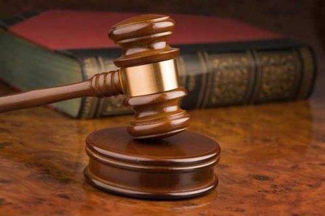 组织恶势力团伙 江西上犹县一村主任一审获刑18年