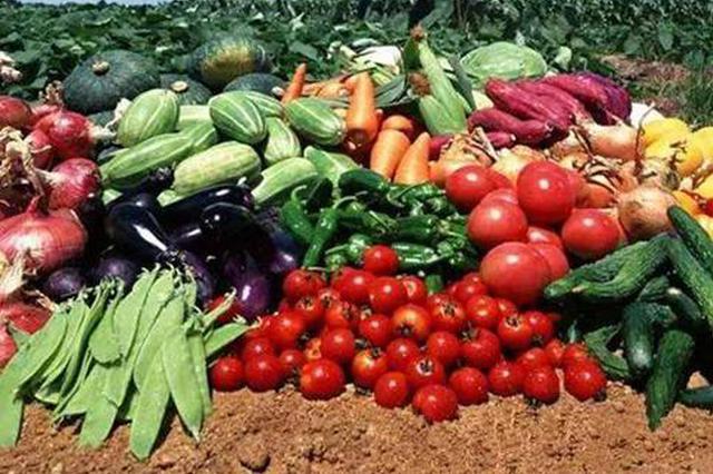 江西省农产品抽检合格率连续6年稳定在98%以上