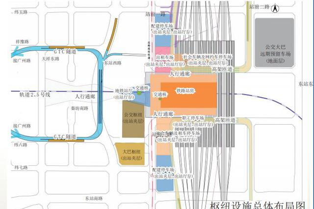 详细规划出炉!南昌东站预计2023年9月通车运营